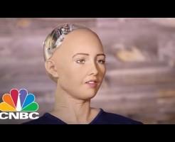 人類を破滅させる?人工知能ソフィアの発言に思う。